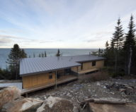 Panorama The Chalet On The Rocks In Saint-Simeon, Canada 1
