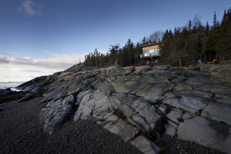 Panorama The Chalet On The Rocks In Saint-Simeon, Canada 16