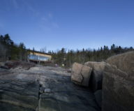 Panorama The Chalet On The Rocks In Saint-Simeon, Canada 2