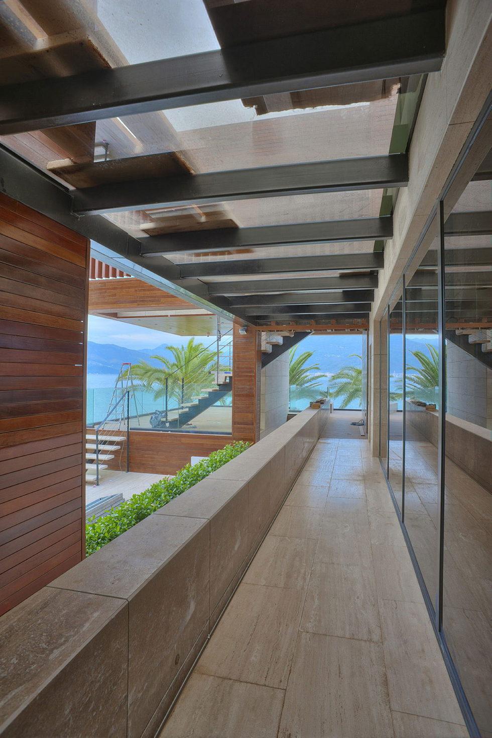 S, M, L - Villa In Montenegro From Studio SYNTHESIS 14