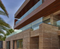 S, M, L - Villa In Montenegro From Studio SYNTHESIS 9
