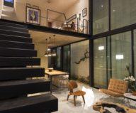 The Glass House In Mexico From Taller Estilo Studio 10