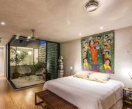 The Glass House In Mexico From Taller Estilo Studio 13