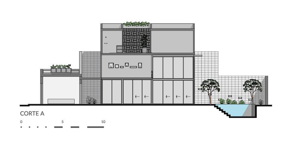 The Glass House In Mexico From Taller Estilo Studio 32