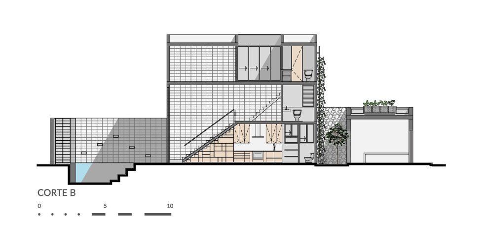 The Glass House In Mexico From Taller Estilo Studio 33