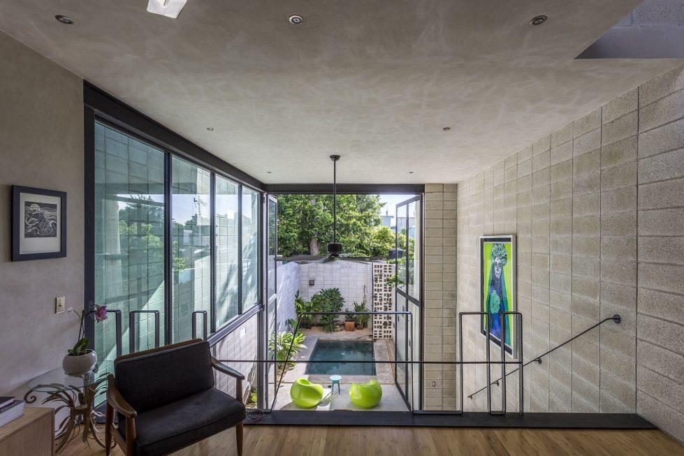 The Glass House In Mexico From Taller Estilo Studio 4