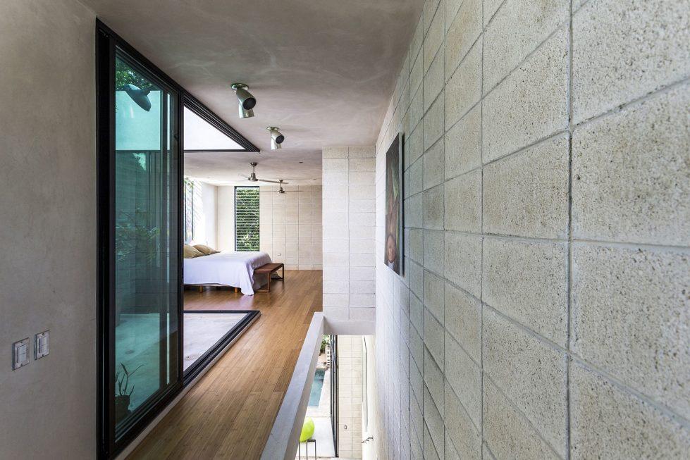 The Glass House In Mexico From Taller Estilo Studio 5
