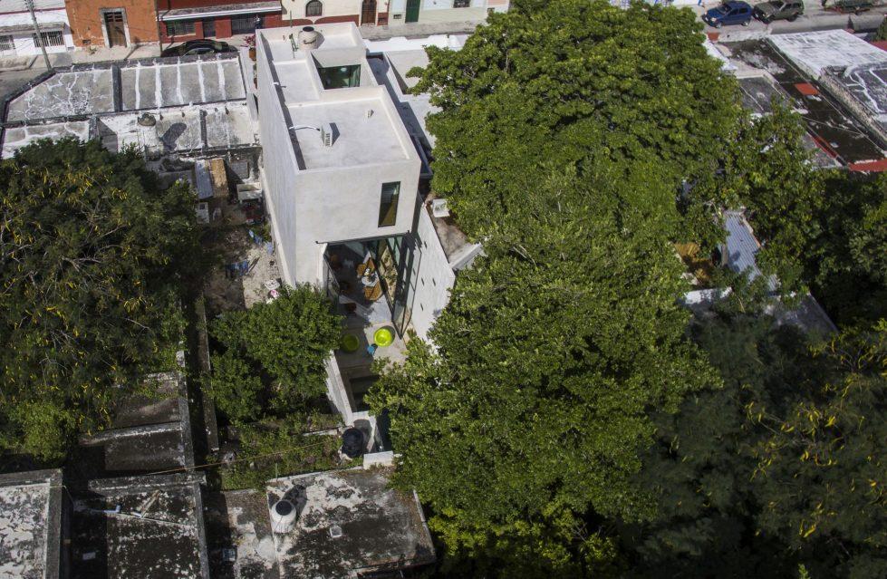The Glass House In Mexico From Taller Estilo Studio 8