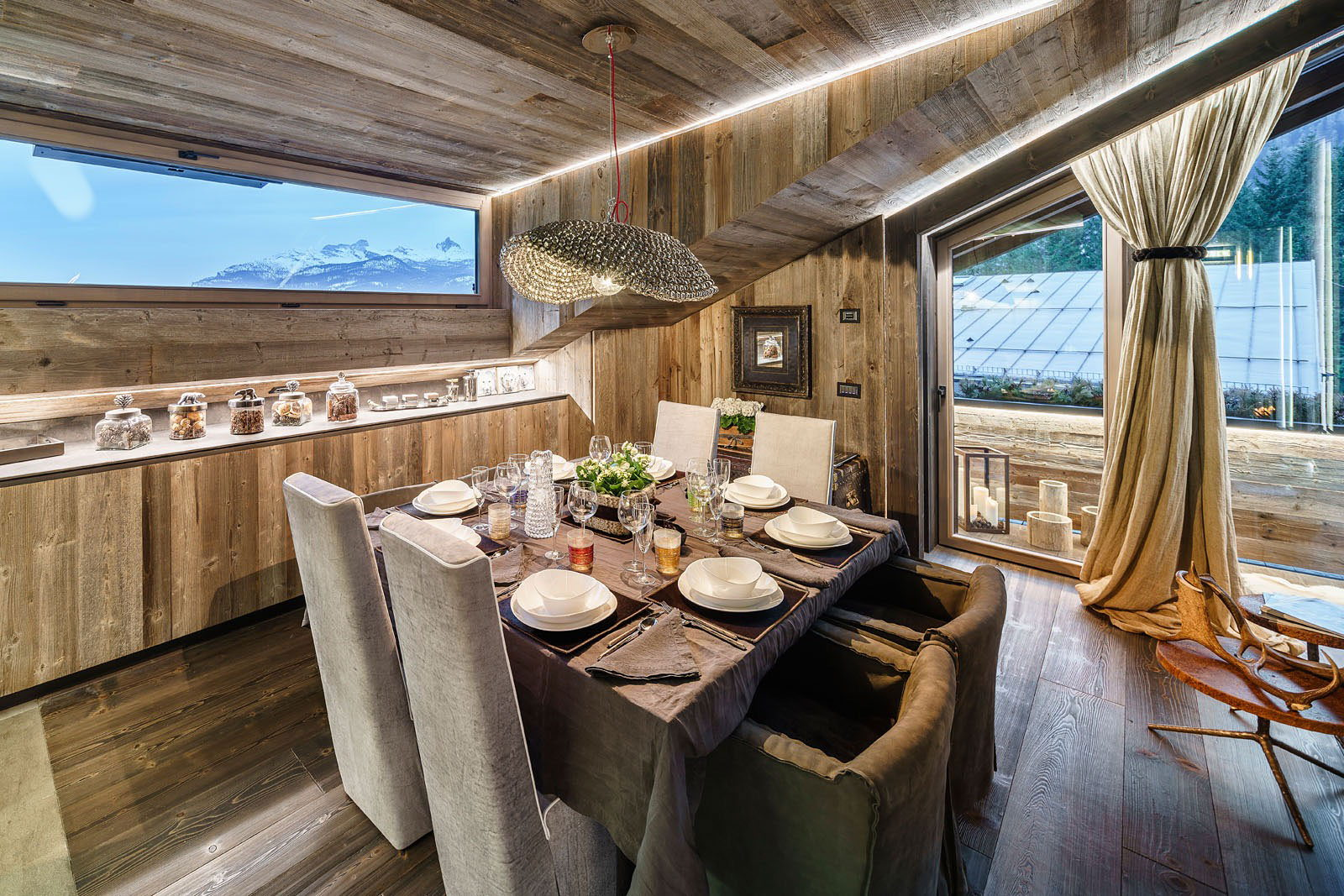 The House In Chalet Style From Zwd-Projects Studio