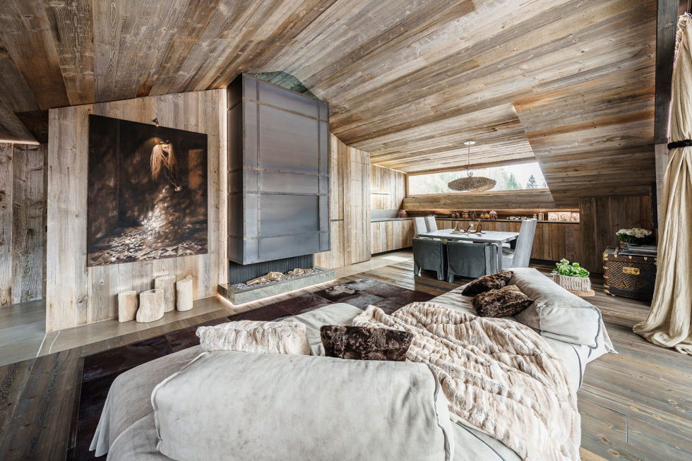 The House In Chalet Style From Zwd-Projects Studio 7