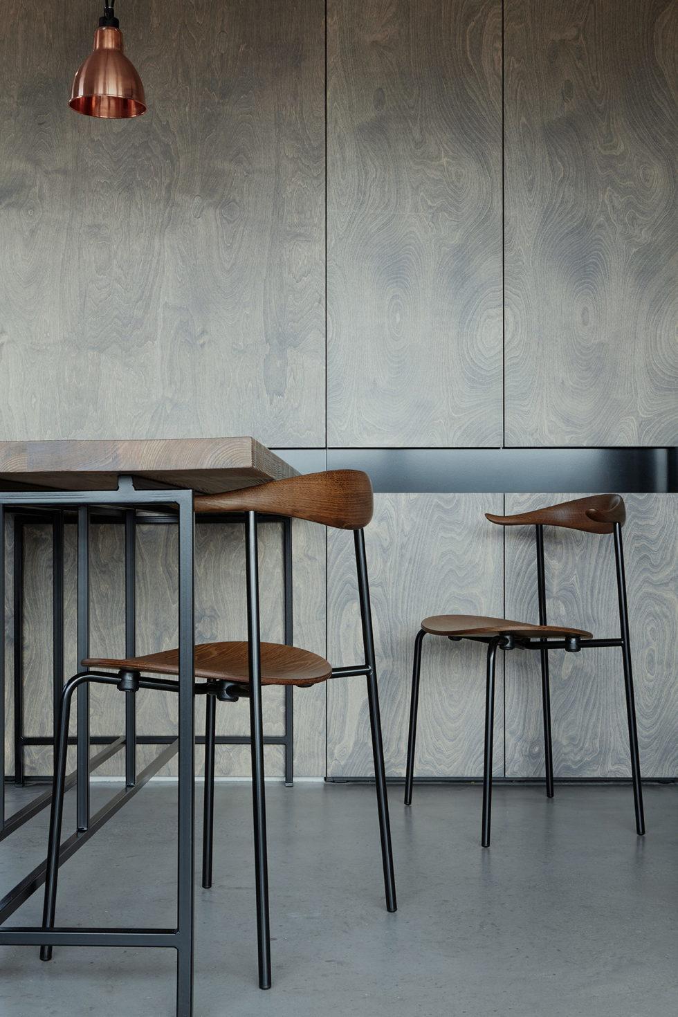 The Hrebenky Loft In Prague Upon The Project Of Formafatal Studio 11