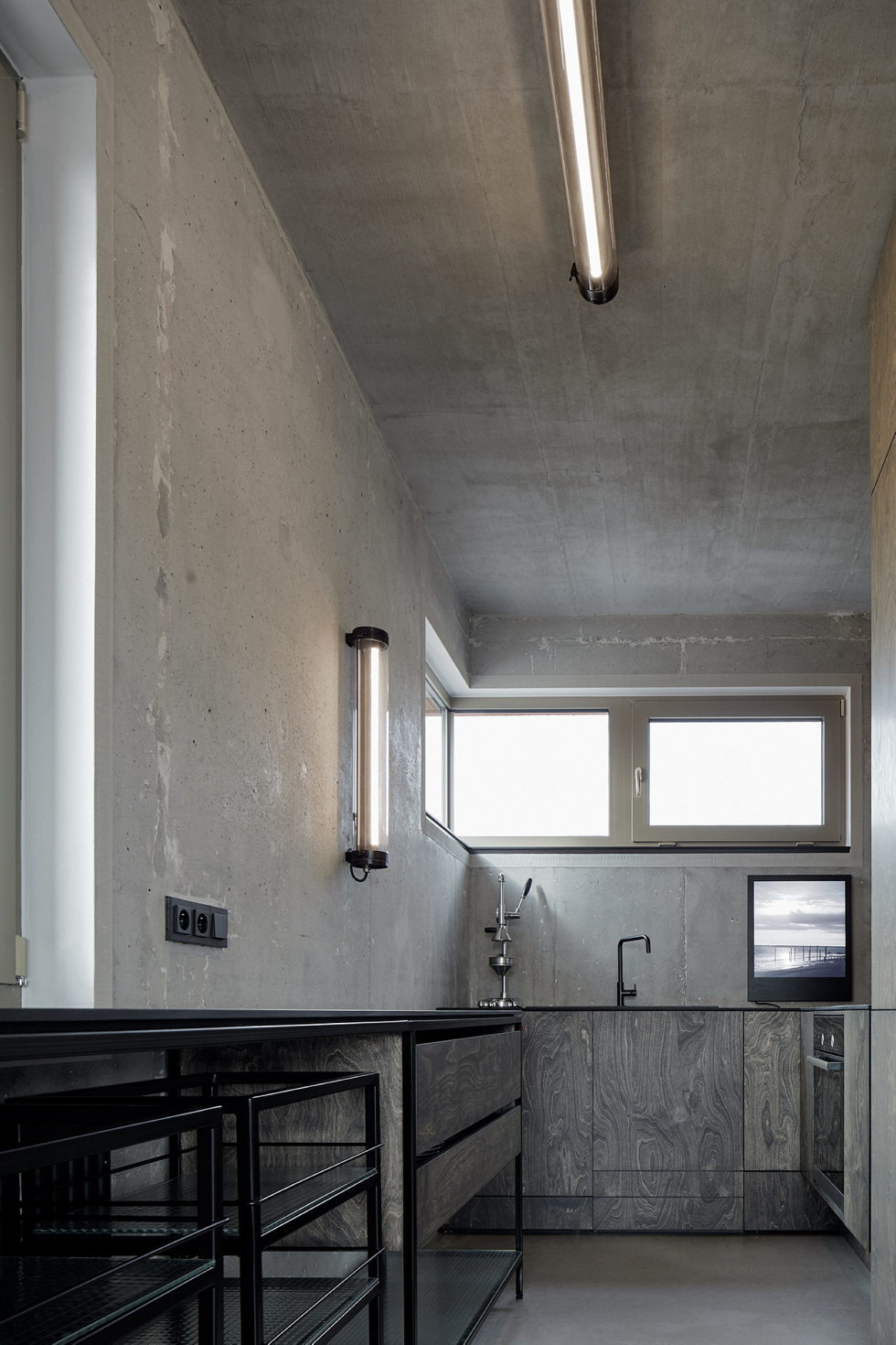 The Hrebenky Loft In Prague Upon The Project Of Formafatal Studio 12