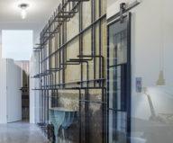 The Hrebenky Loft In Prague Upon The Project Of Formafatal Studio 14