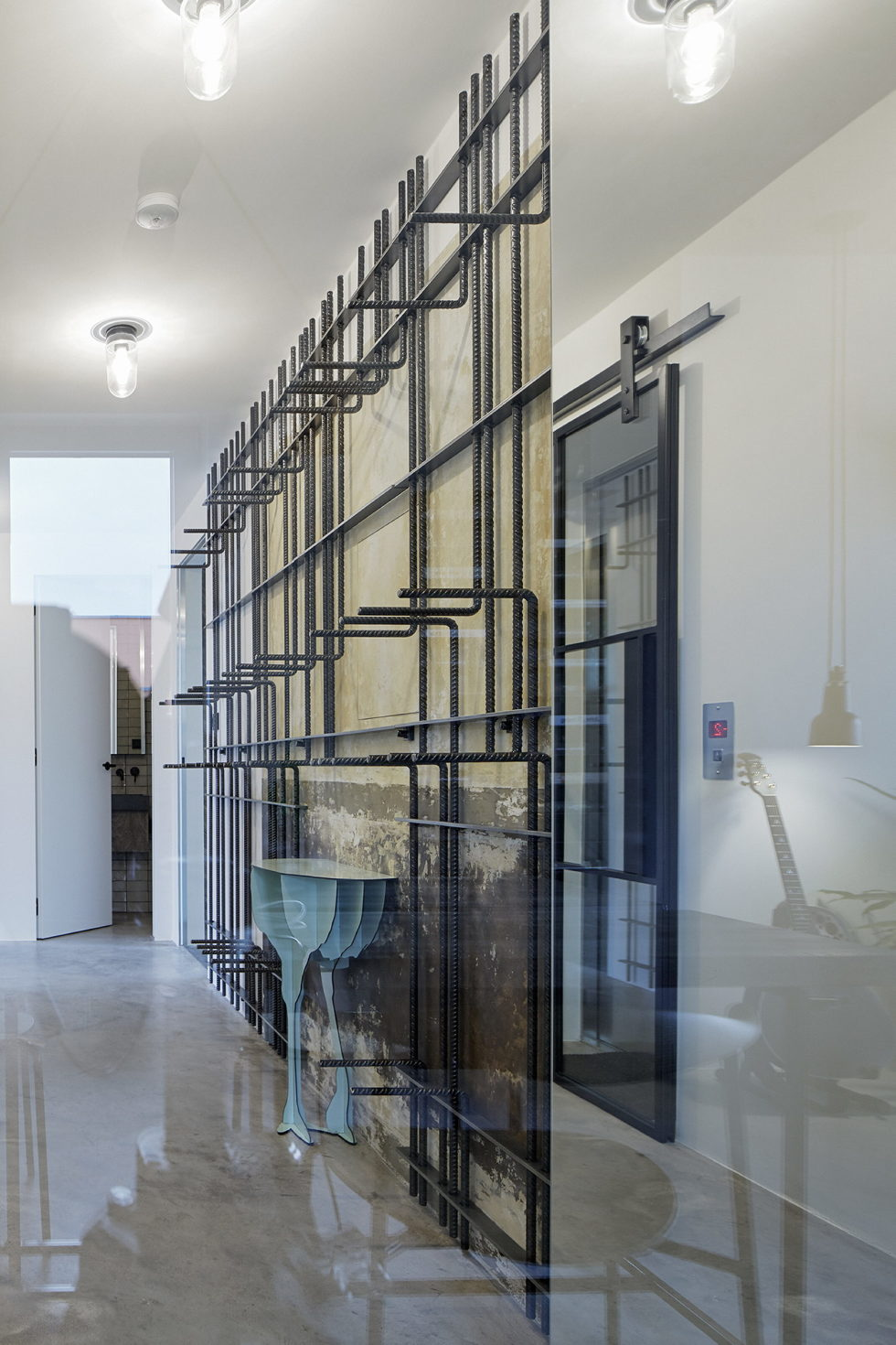 The Hrebenky Loft In Prague Upon The Project Of Formafatal Studio 14