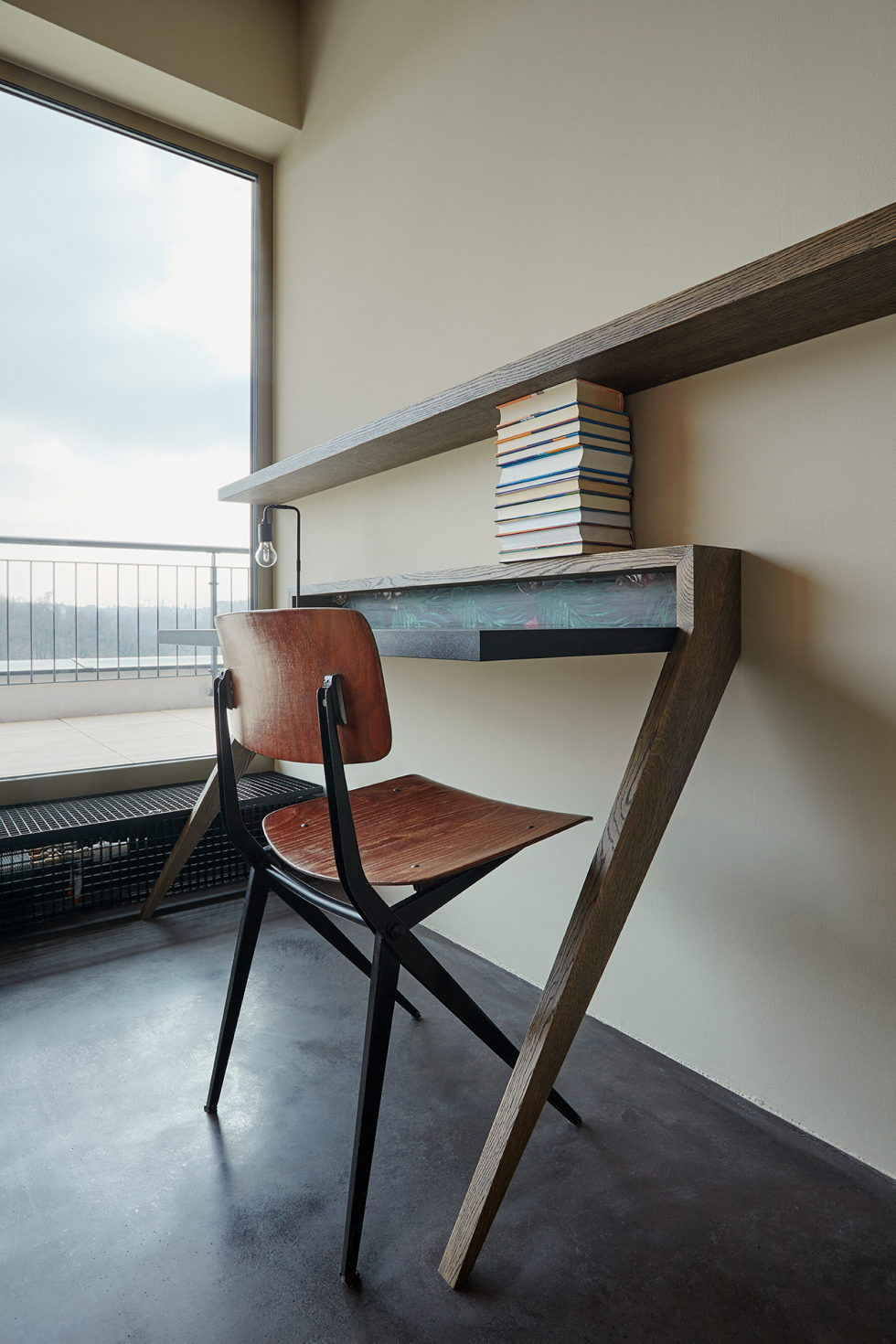 The Hrebenky Loft In Prague Upon The Project Of Formafatal Studio 21