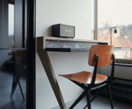 The Hrebenky Loft In Prague Upon The Project Of Formafatal Studio 22