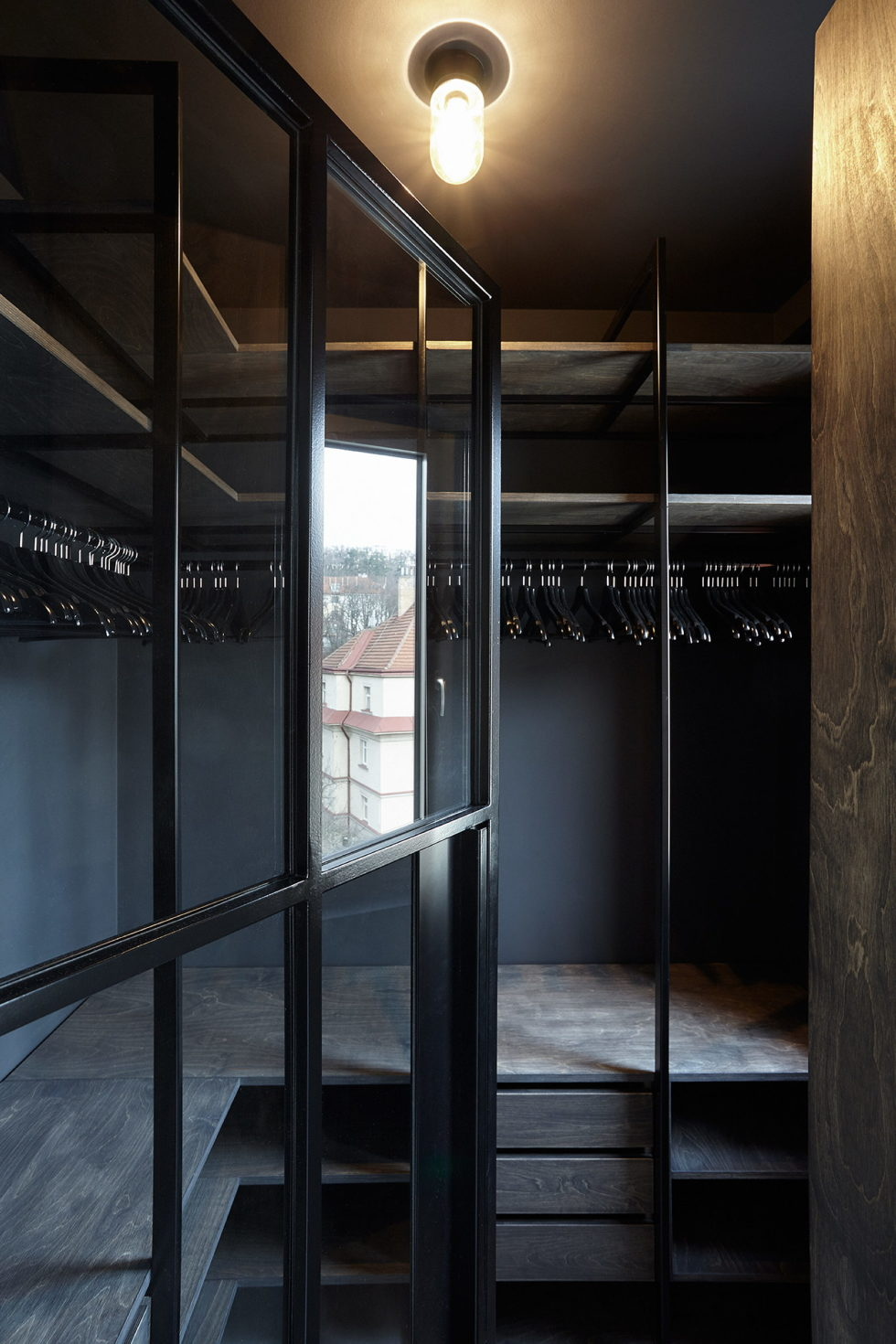 The Hrebenky Loft In Prague Upon The Project Of Formafatal Studio 23