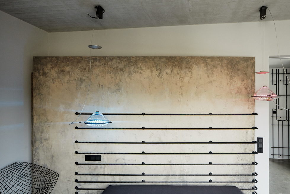 The Hrebenky Loft In Prague Upon The Project Of Formafatal Studio 25