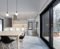 The Villa In Scandinavian Style In Canada From CARGO Architecture 16