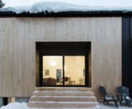 The Villa In Scandinavian Style In Canada From CARGO Architecture 5