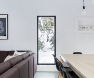The Villa In Scandinavian Style In Canada From CARGO Architecture 8