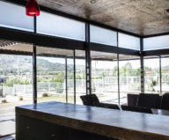 The modern private house La Tomatina house in Aguascalientes, Mexico 11