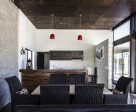 The modern private house La Tomatina house in Aguascalientes, Mexico 12