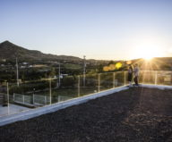 The modern private house La Tomatina house in Aguascalientes, Mexico 16