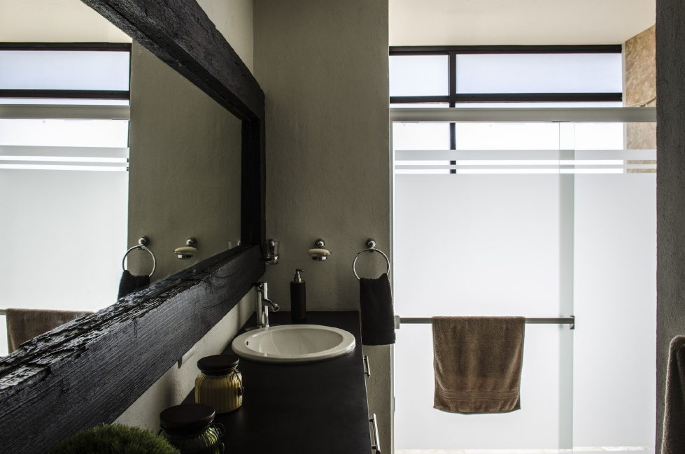 The modern private house La Tomatina house in Aguascalientes, Mexico 18