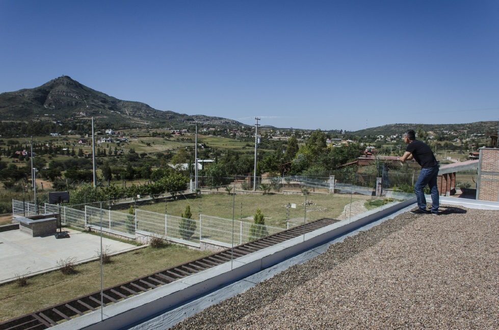 The modern private house La Tomatina house in Aguascalientes, Mexico 25