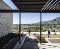 The modern private house La Tomatina house in Aguascalientes, Mexico 3