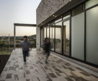 The modern private house La Tomatina house in Aguascalientes, Mexico 4