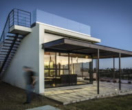 The modern private house La Tomatina house in Aguascalientes, Mexico 7