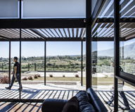 The modern private house La Tomatina house in Aguascalientes, Mexico 8