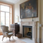 The restoration of the townhouse in London 6