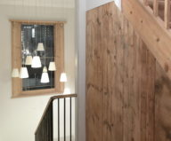 The restoration of the townhouse in London 7