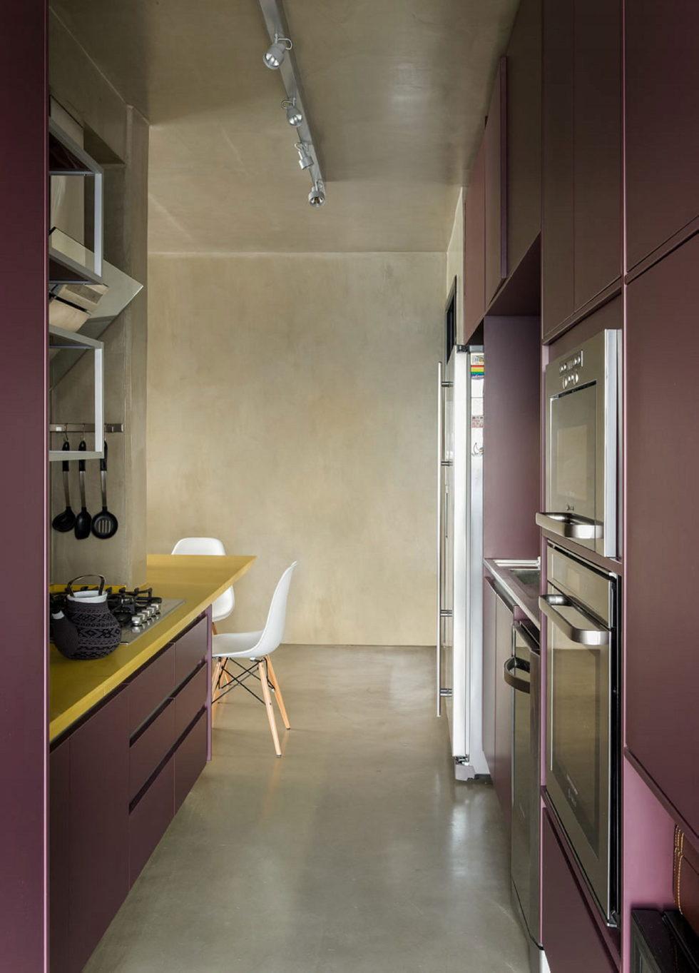 Vila Leopoldina The Brazilian Loft From Diego Revollo Arquitetura 10