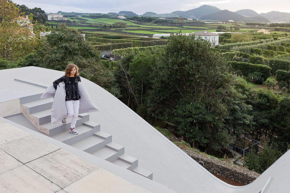Voo dos Passaros The House In Portugal, The Project Of Bernardo Rodrigues Architect 10