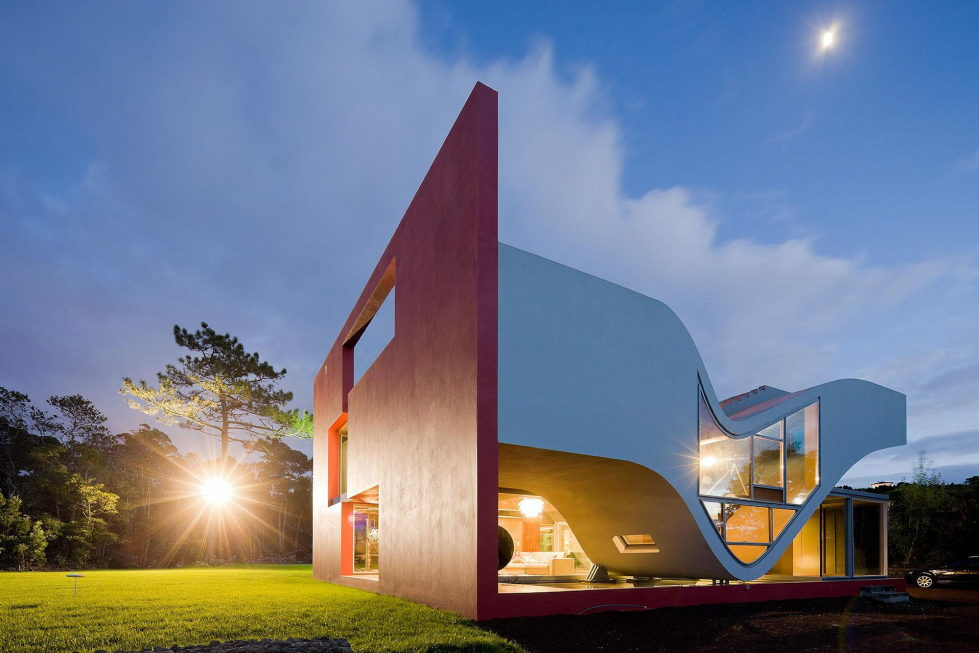 Voo dos Passaros The House In Portugal, The Project Of Bernardo Rodrigues Architect 12
