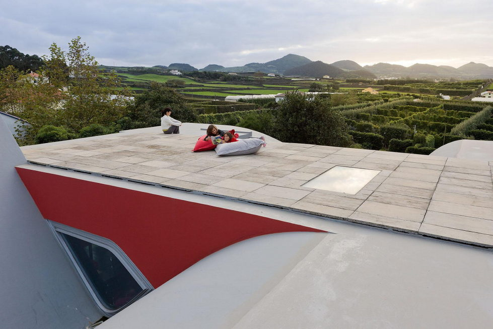 Voo dos Passaros The House In Portugal, The Project Of Bernardo Rodrigues Architect 15