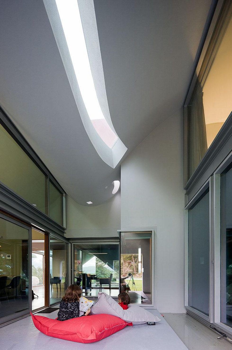 Voo dos Passaros The House In Portugal, The Project Of Bernardo Rodrigues Architect 16