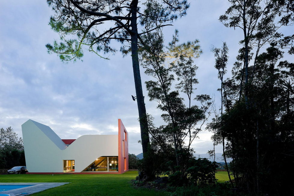 Voo dos Passaros The House In Portugal, The Project Of Bernardo Rodrigues Architect 19