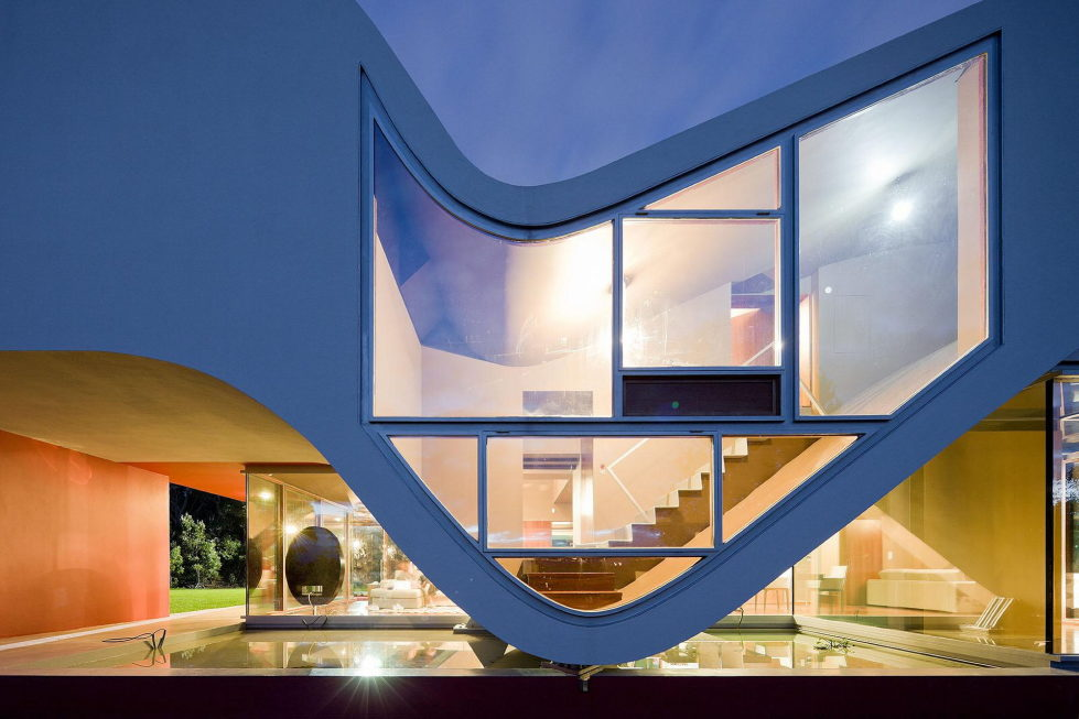 Voo dos Passaros The House In Portugal, The Project Of Bernardo Rodrigues Architect 20