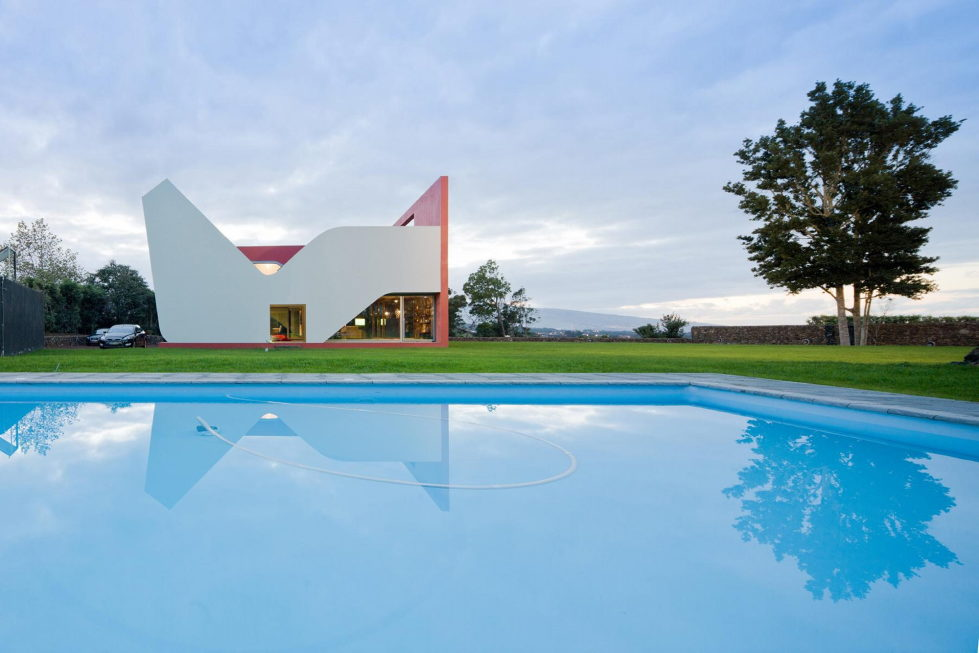 Voo dos Passaros The House In Portugal, The Project Of Bernardo Rodrigues Architect 6