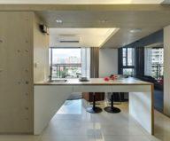 Wood Box Apartments From Cloud Pen Studio In Taichung, Taiwan 15