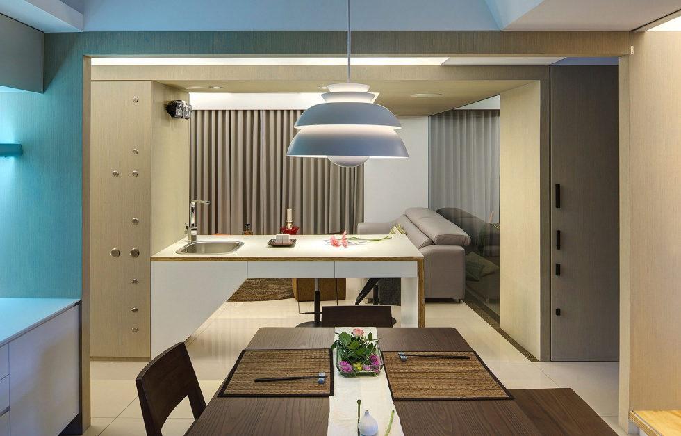 Wood Box Apartments From Cloud Pen Studio In Taichung, Taiwan 21