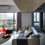 Wood Box Apartments From Cloud Pen Studio In Taichung, Taiwan 3