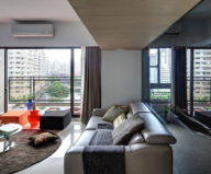 Wood Box Apartments From Cloud Pen Studio In Taichung, Taiwan 3