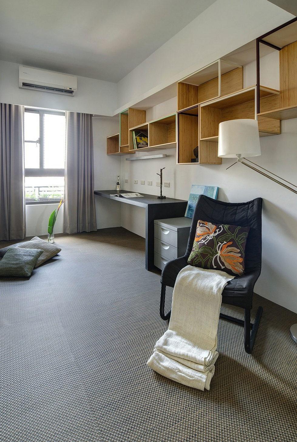 Wood Box Apartments From Cloud Pen Studio In Taichung, Taiwan 37