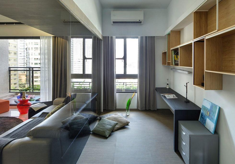 Wood Box Apartments From Cloud Pen Studio In Taichung, Taiwan 38